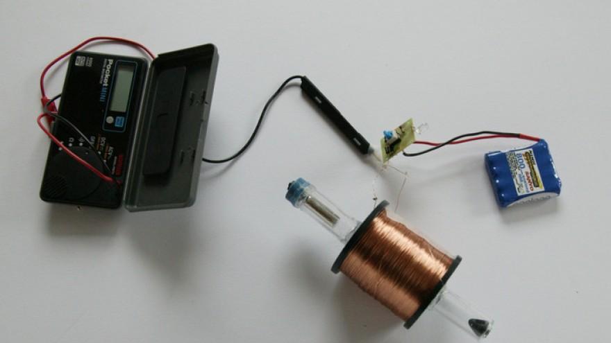 SPARK shaker co-developed by Sudha Kheterpal.