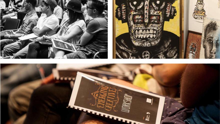 Emerging Creatives at Design Indaba Expo