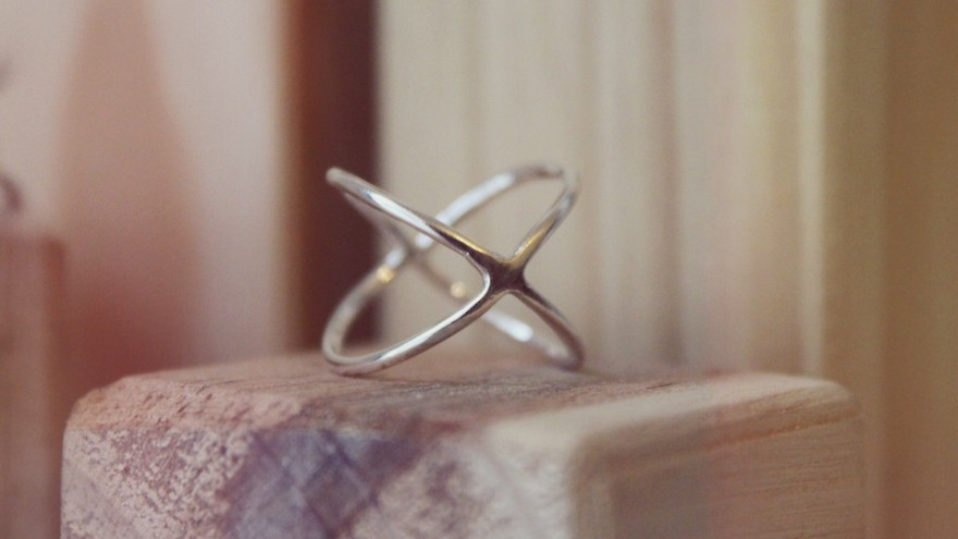 Yellow Jewellery ring by Jess Gouws.