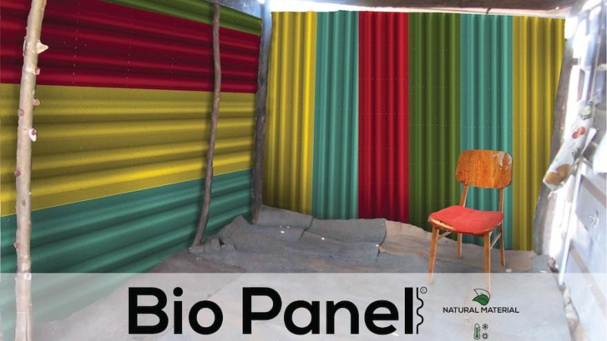 Biopanel by Alejandra Olivera.