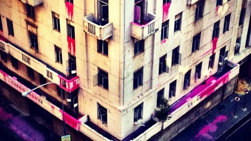#Bewareofcolour in Johannesburg