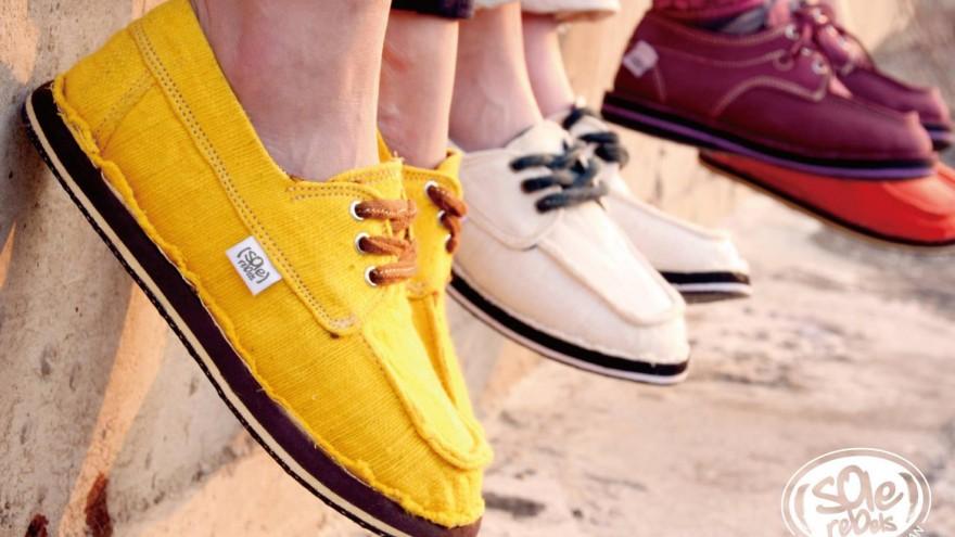 soleRebels shoes.