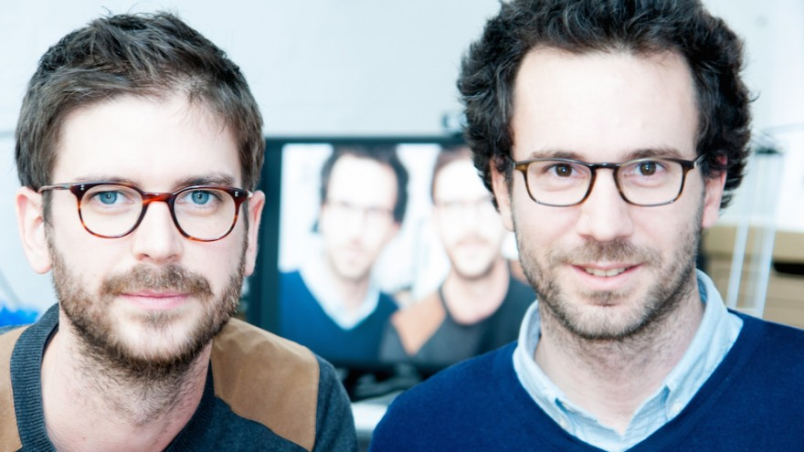 Ross Cairns and Tommaso Lanza founded The Workers in 2010 after meeting at the Royal College of Art.