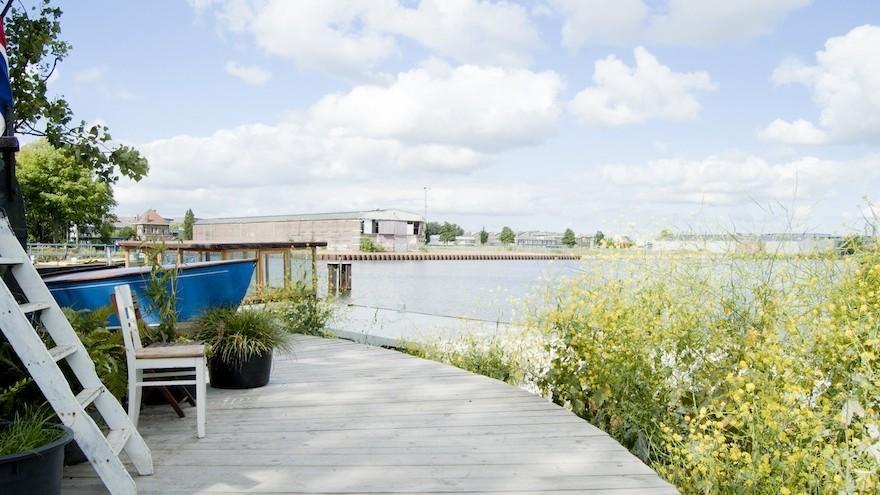 De Ceuvel, Amsterdam. Image: Martijn van Wijk.