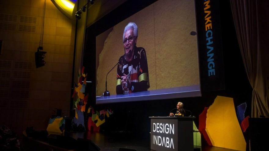 Rosita Missoni Design Indaba Conference 2015