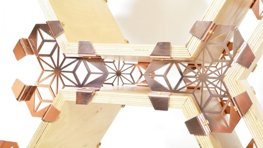 Honey-comb by Leg Studios.