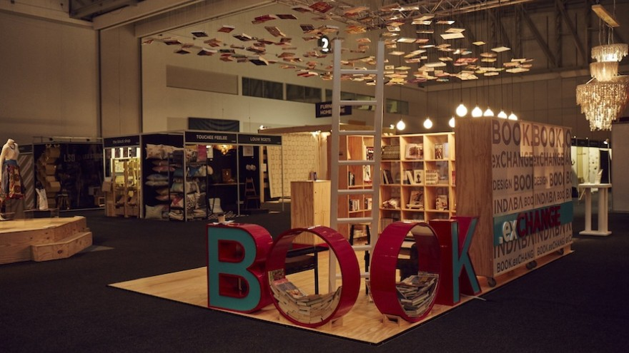 The BOOK.exCHANGE at Design Indaba Expo 2015