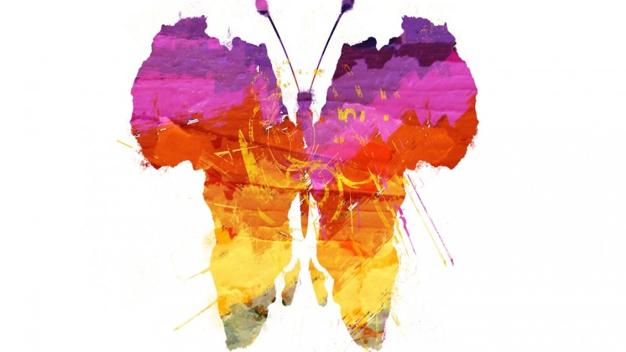Africa's Out!.