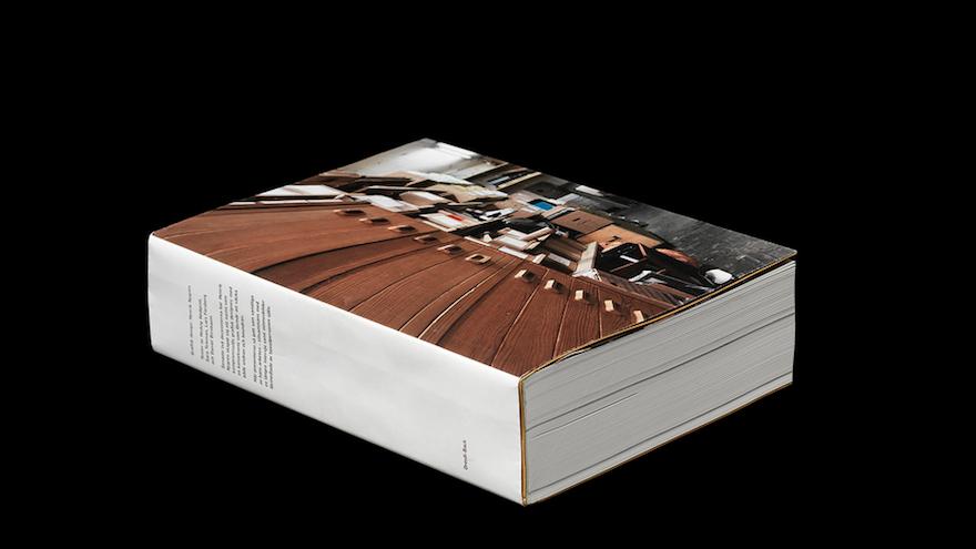 """Grafisk design: Henrik Nygren"", published by Swedish publishing house Orosdi-Back 2014. Presentation of work and memories, 1991–2013."