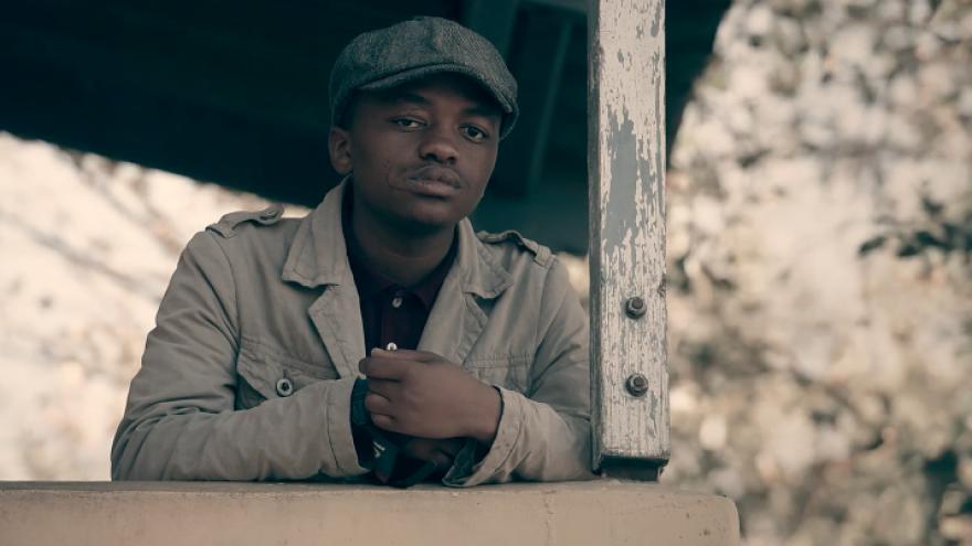 Photographer Sipho Mpongo
