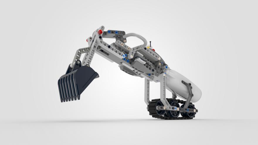 Carlos Arturo Torres is the industrial designer behind the IKO prosthetic.