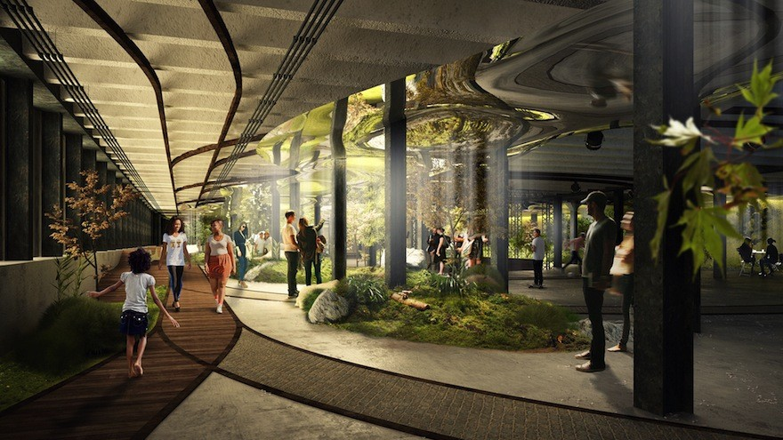 The Lowline, the world's first underground park, have raised enough money in a crowdfunding campaign to build their Lowline Lab