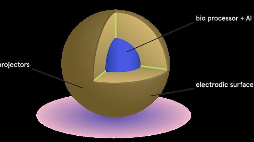 Design graduate Sara Vrbinc has developed brAInfu.cc. – a wayfinding system to rival the GPS.