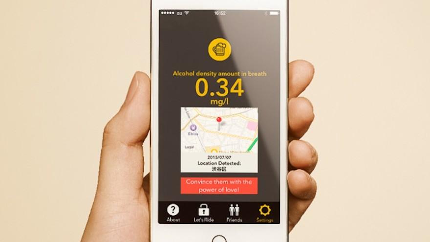 Alcoho-Lock App