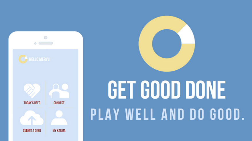 Get Good Done app