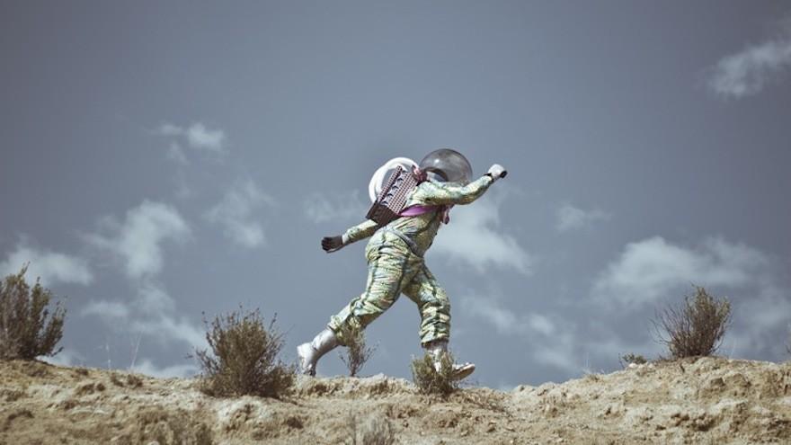 Afronauts by Cristina de Middel