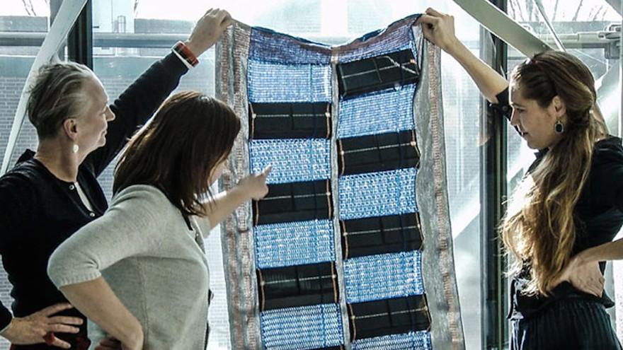 solar curtain