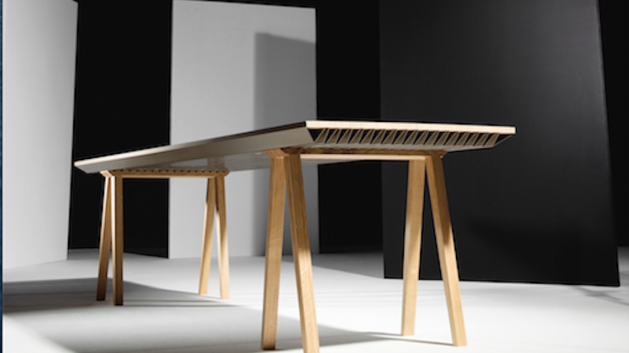 This French design duo's furniture range looks at climate control and energy efficiency.