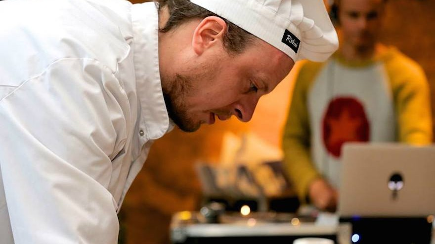 Creative Chef Jasper Udink ten Cate