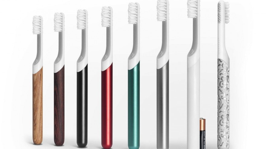Quip aims to end the monopoly held by big toothbrush brands by offering customers a well-designed, electric toothbrushes with subscription order heads
