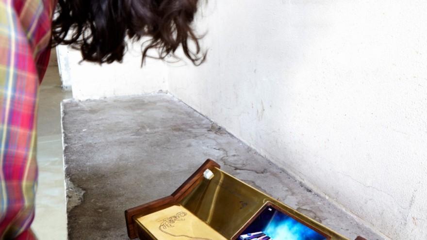 Jeroen Heeren has designed an all-purpose keyboard to teach prisoners music.