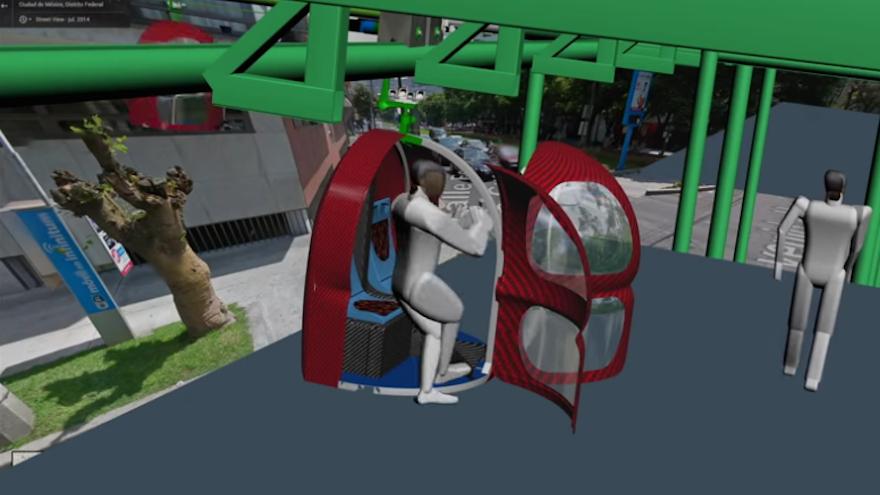 SECITI monorail