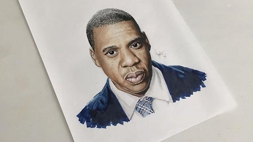 Adam Hoens - Jay Z