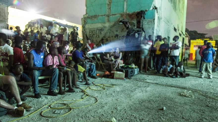 The Ghetto Biennale brings local and international art to informal Haitian neighbourhoods.
