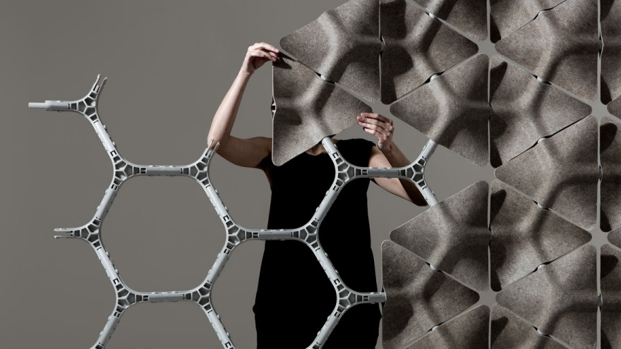 Scale is the world's first super-modular stand-alone acoustic system.