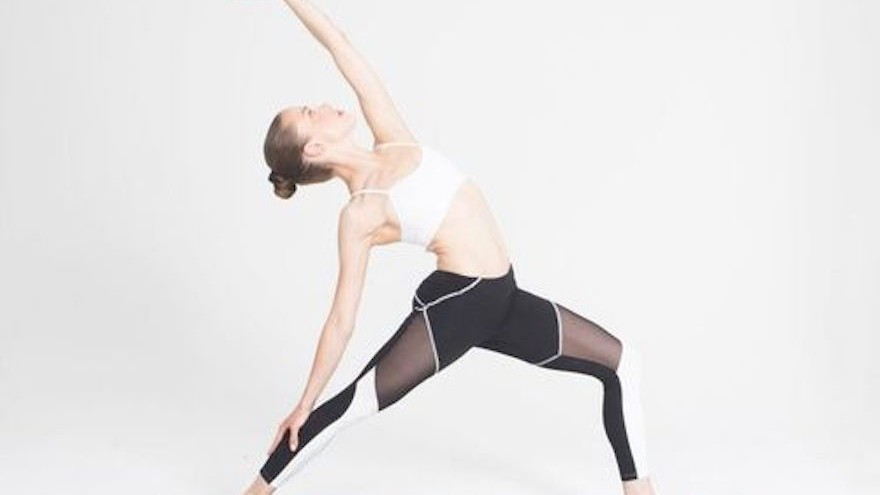 Nadi combines tech and fashion for fitness.