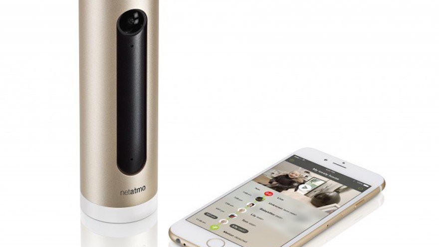 Netatmo Welcome by Netatmo from A' Design Award & Competition