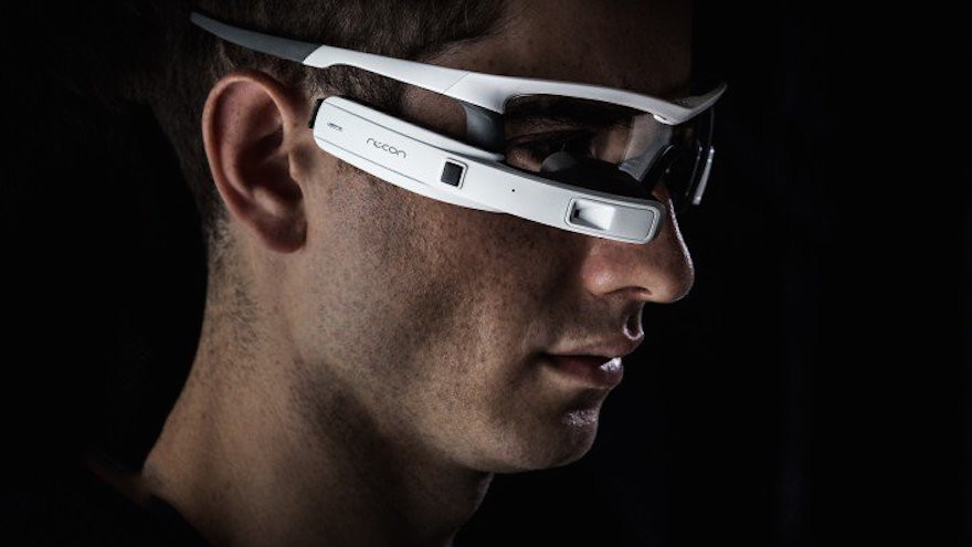 Recon Jet HUD sunglasses by Afshin Mehin Mehin from A' Design Award & Competition
