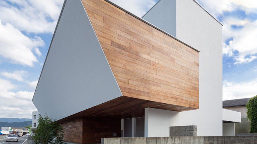 A2-house by Masahiko Sato from A' Design Award & Competition