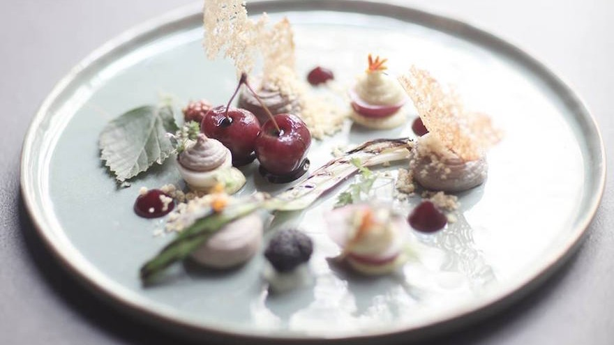 Jan Hendrik van der Westhuizen is the first South African chef to win a Michelin star for his South African-inspired menu at his restaurant JAN in Nice, France