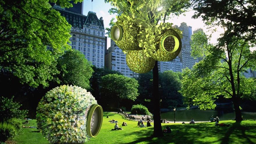 Plug-In Ecology & The Urban Farm Pod