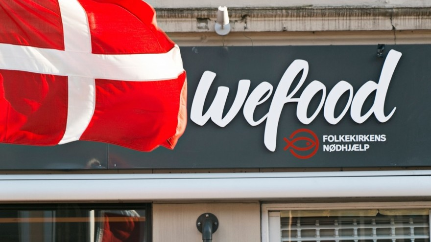 WeFood supermarket