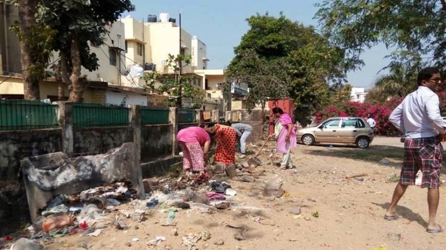 Bhopal I-Clean Team