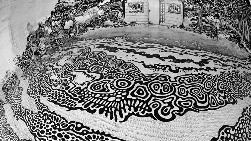 Oiwa Island 2 by Oscar Oiwa