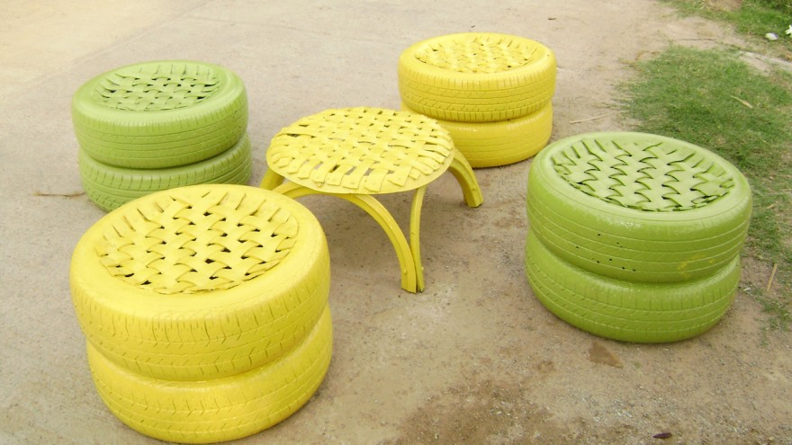 Recycle india finds a solution to dangerous waste for Creative items from waste