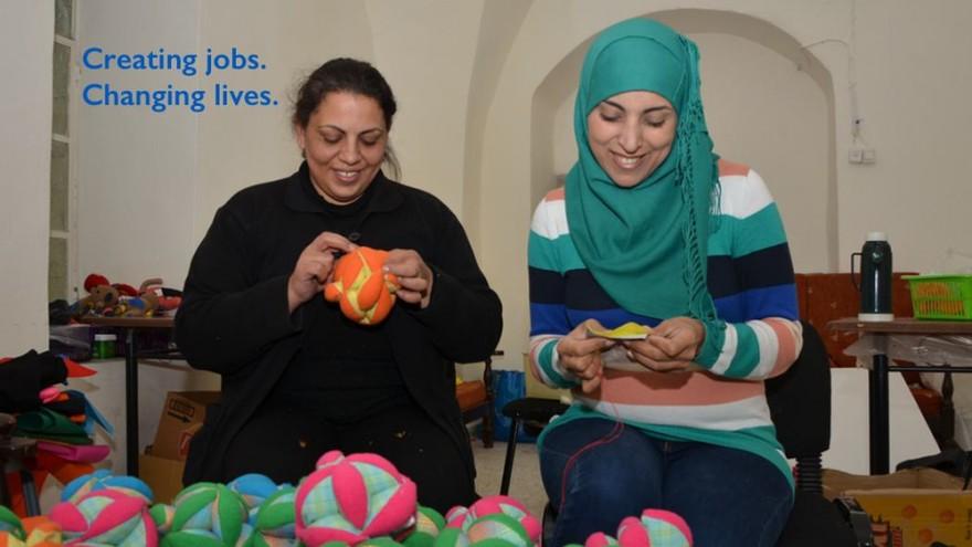 Economic empowerment through craftsmanship