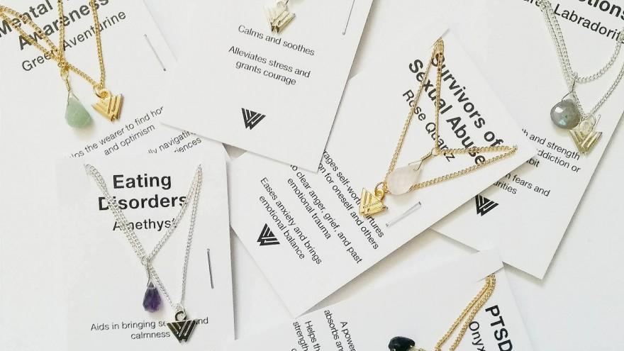 Wear Your Label jewellery design