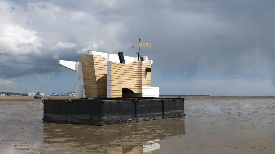 Matthew Butcher's Flood House.