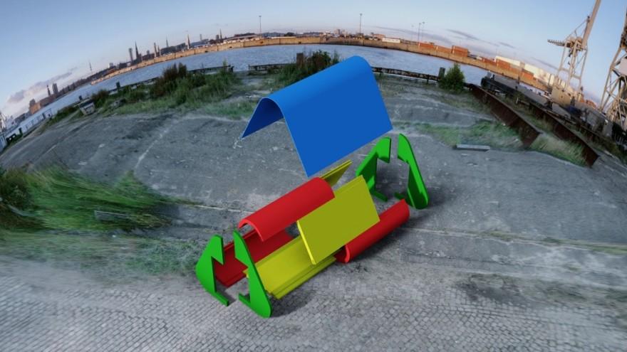 HUT (Habitable Urban Tent)