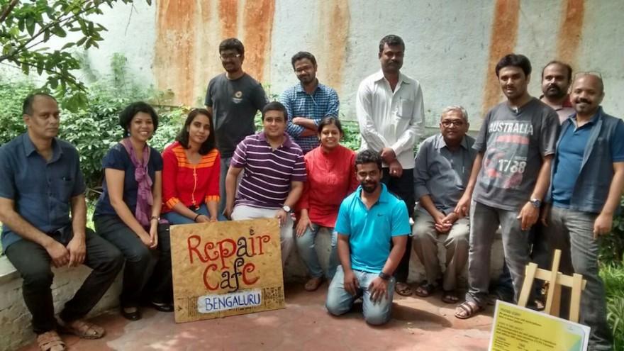 Repair Café, Bangalore