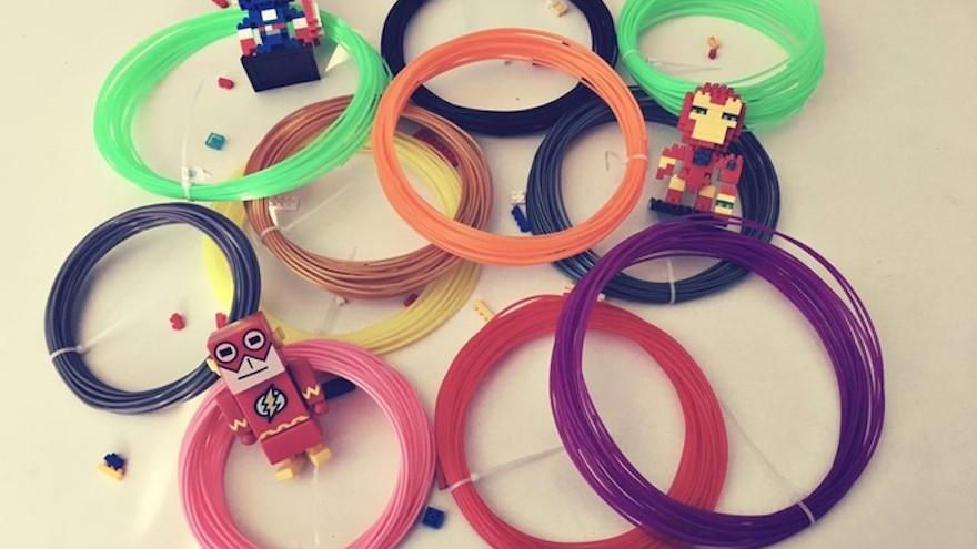 101Hero Filaments
