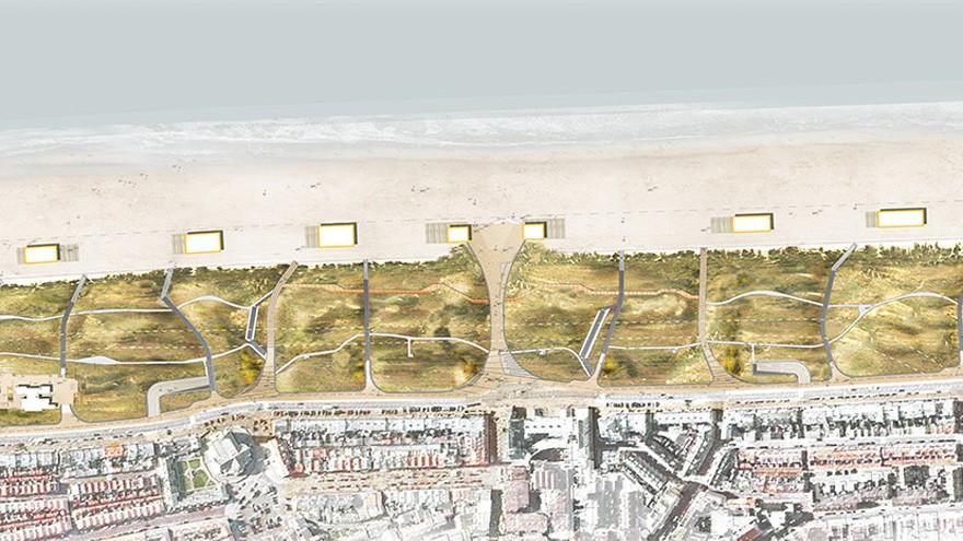 Katwijk underground flood defences
