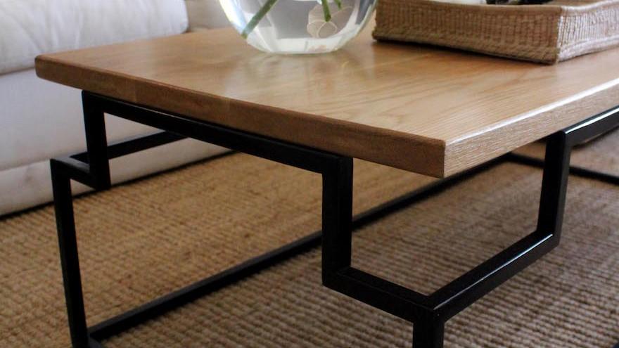 Ndalo coffee table by Siyanda Mbele