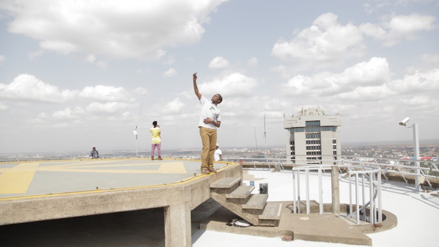 "Filmmaker Nosarieme Garrick discusses the making of her new documentary ""Alternative Nairobi"""