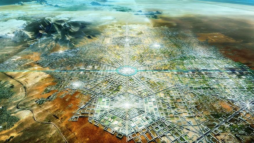 Border City by Fernando Romero