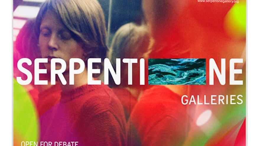 Serpentine Galleries. Work by Marina Willer